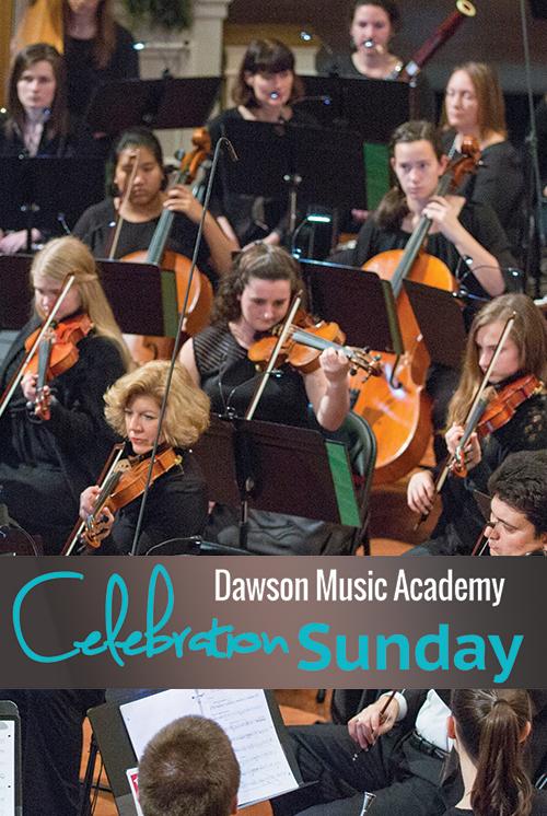 celebration sunday blog
